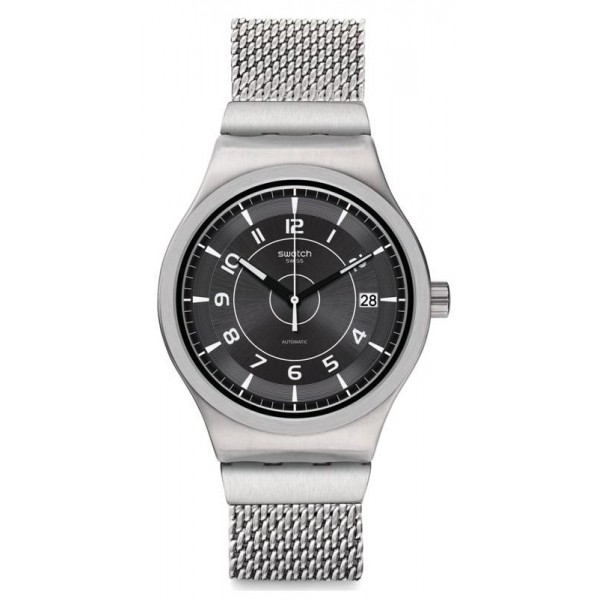 Buy Swatch Unisex Watch Irony Sistem51 Sistem Meche Automatic YIS418M