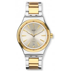 Swatch Unisex Watch Irony Sistem51 Sistem Bling Automatic YIS429G