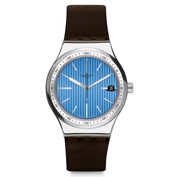 Buy Swatch Men's Watch Irony Sistem51 Classic Lines Automatic YIZ405