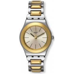 Swatch Women's Watch Irony Medium Bicartridge YLS181G