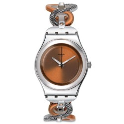 Swatch Women's Watch Irony Medium Schlängli YLS183G