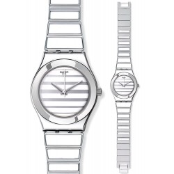 Swatch Women's Watch Irony Medium Degradee YLS185G