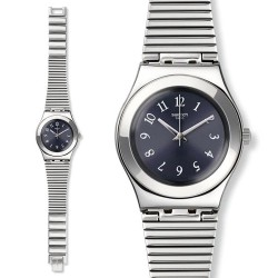Swatch Women's Watch Irony Medium Starling YLS186G