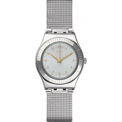 Swatch Women's Watch Irony Medium Quiteness YLS187M