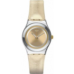 Swatch Women's Watch Irony Medium Shiny Star YLS190