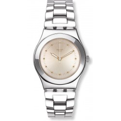 Swatch Women's Watch Irony Medium Puntagialla YLS197G