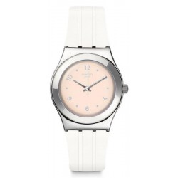 Swatch Women's Watch Irony Medium Blusharound YLS199