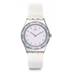 Swatch Women's Watch Irony Medium After Dinner YLS201