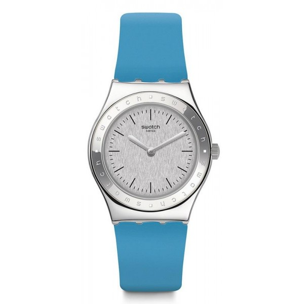 Buy Swatch Women's Watch Irony Medium Brisebleue YLS203