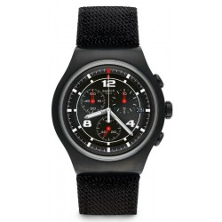 Swatch Men's Watch Irony Chrono Thenero YOB404