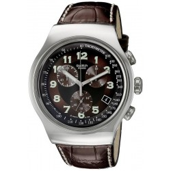 Swatch Men's Watch Irony Chrono Your Turn YOS413