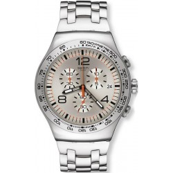 Swatch Men's Watch Irony Chrono Shiny Addict YOS445G