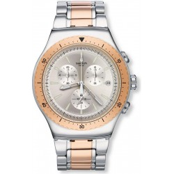 Swatch Men's Watch Irony Chrono So Biggar YOS452G