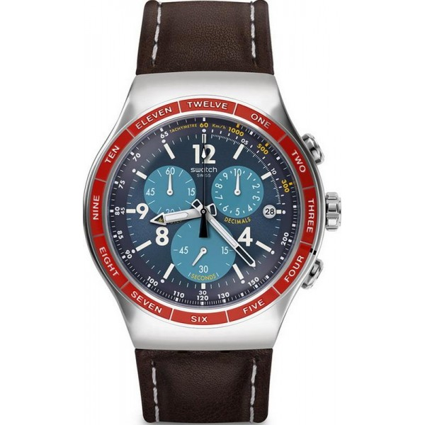 Buy Swatch Men's Watch Irony Chrono Recoleta YOS454