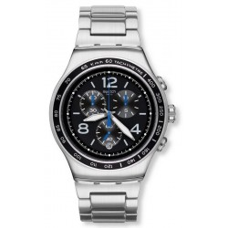 Buy Swatch Men's Watch Irony Chrono The Magnificent YOS456G