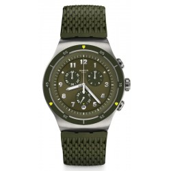 Buy Swatch Men's Watch Irony Chrono Runforest YOS461