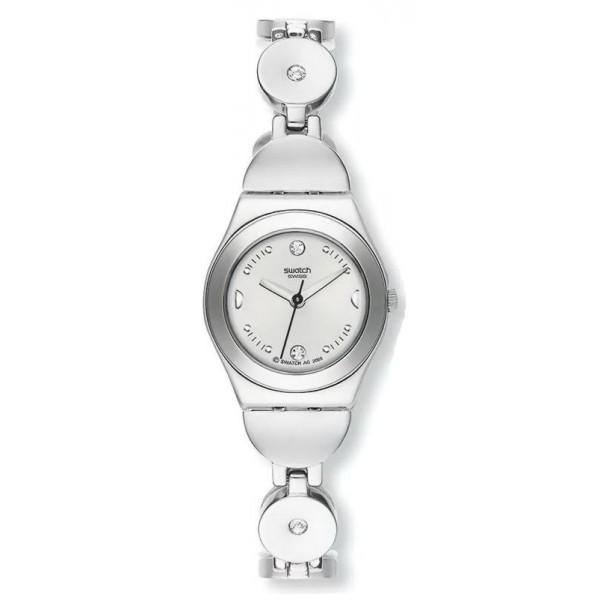 Buy Swatch Women's Watch Irony Lady Deep Stones YSS213G