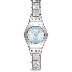 Swatch Women's Watch Irony Lady Flower Box YSS222G