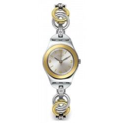 Swatch Women's Watch Irony Lady Ring Bling YSS286G