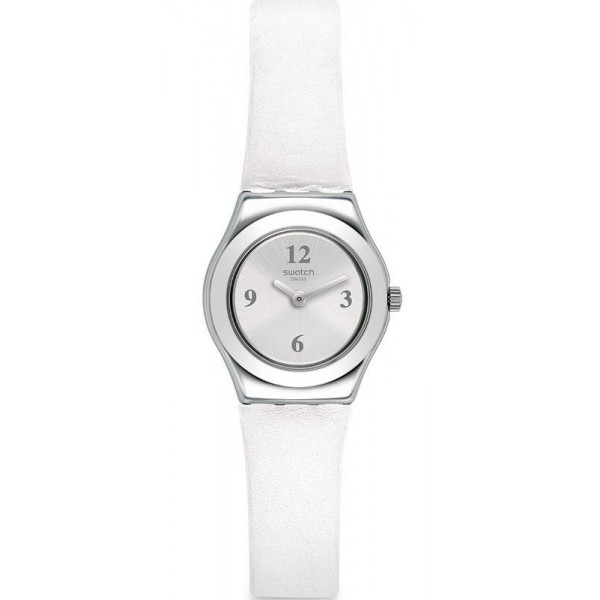 Buy Swatch Women's Watch Irony Lady Silver Keeper YSS296