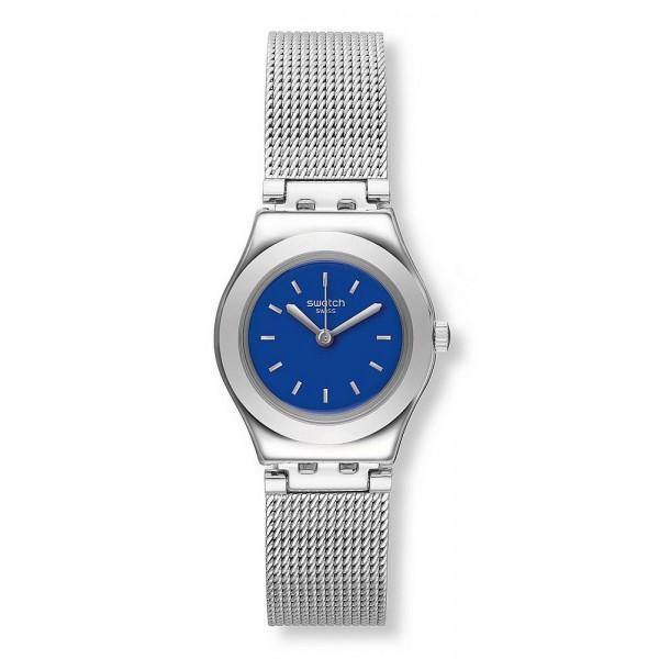 Buy Swatch Women's Watch Irony Lady Twin Blue YSS299M