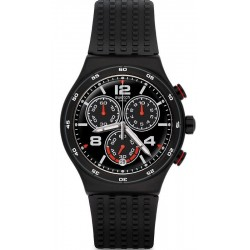 Buy Swatch Men's Watch Irony Chrono Destination Shanghai YVB404