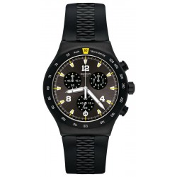 Buy Swatch Men's Watch Irony Chrononero YVB405