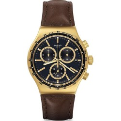 Swatch Men's Watch Irony Chrono V'Dome YVG401