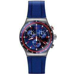 Swatch Men's Watch Irony Chrono Hookup YVS417