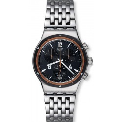 Buy Swatch Men's Watch Irony Chrono Destination Madrid YVS419G