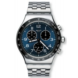 Buy Swatch Men's Watch Irony Chrono Boxengasse YVS423G