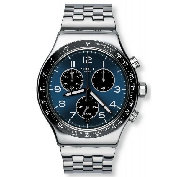 Buy Swatch Men's Watch Irony Chrono Boxengasse YVS423G