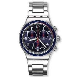 Swatch Men's Watch Irony Chrono Swatchour YVS426G