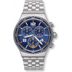 Swatch Men's Watch Irony Chrono Destination Barcelona YVS430G