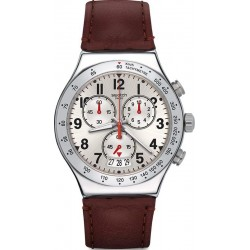 Swatch YVS431 Irony Chrono Destination Roma Chronograph Men's Watch