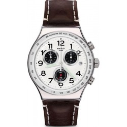 Swatch Men's Watch Irony Chrono Destination Hamburg YVS432
