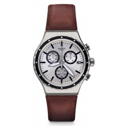 Buy Swatch Men's Watch Irony Chrono Grandino YVS437