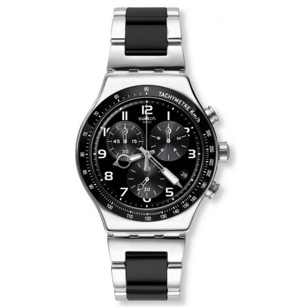 Buy Swatch Men's Watch Irony Chrono Speed Up YVS441G