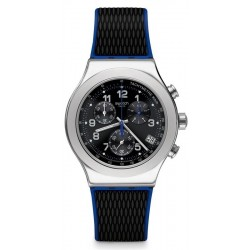 Buy Swatch Men's Watch Irony Chrono Secret Mission YVS451