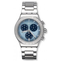 Swatch Men's Watch Irony Chrono Sky Icon YVS459G