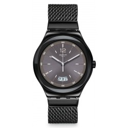 Swatch Unisex Watch Irony Big Classic TV Set YWB405M