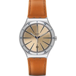 Swatch Men's Watch Irony Big Classic Deep Hole YWS408C