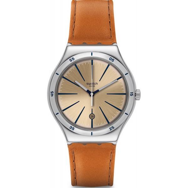 Buy Swatch Men's Watch Irony Big Classic Deep Hole YWS408C