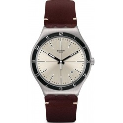 Swatch Men's Watch Irony Big Classic Four Stitches YWS423