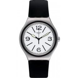Swatch Men's Watch Irony Big Classic Noir Du Soir YWS424