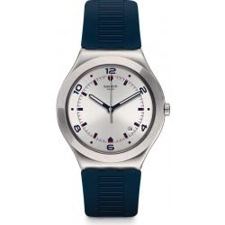 Swatch Unisex Watch Irony Big Classic Brut De Bleu YWS431