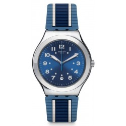 Swatch Men's Watch Irony Big Classic Bluora YWS436