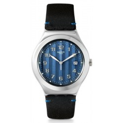 Swatch Men's Watch Irony Big Classic Côtes Blues YWS438