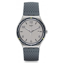 Swatch Men's Watch Irony Big Classic Asphaltise YWS447