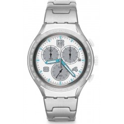 Buy Swatch Men's Watch Irony Xlite Pure Attack YYS4024AG Chronograph
